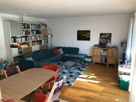 """In allerbester Lage: 4-Zimmer-Wohnung mit Balkon und Tiefgaragenstellplatz im """"le flair"""""""