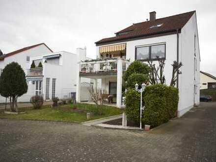 Attraktiv geschnittene 69 qm Wohnung mit Balkon in Altrip