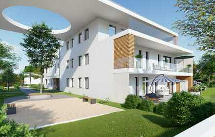 ruhig gelegene Neubauwohnung in Weitmar