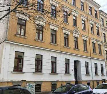 geräumige Dreiraumwohnung in Reudnitz zu vermieten