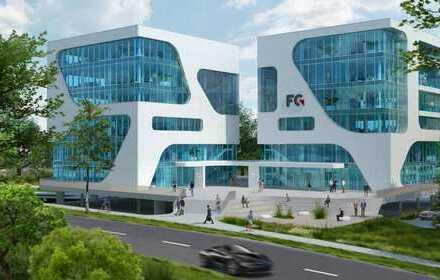 Hochwertige Bürofläche im 5. OG eines Neubaugebäudes - provisionsfrei!