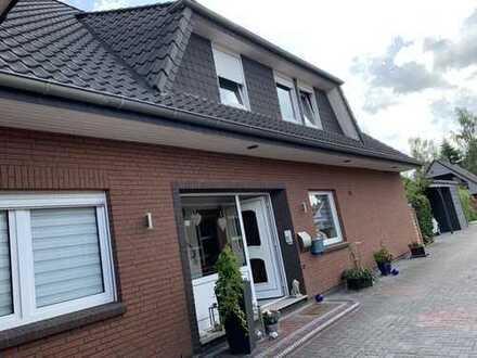 3-Zimmer-EG-Wohnung mit Terrasse, EBK und Kamin in Oldenburg-Krusenbusch
