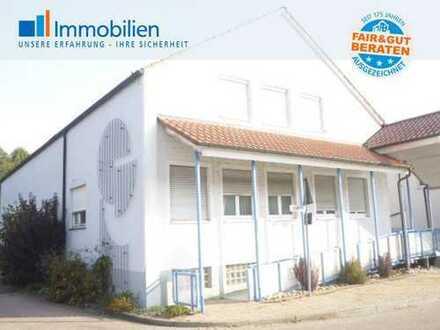 Ehemalige Geschäftsstelle in 74632 Neuenstein-Kirchensall