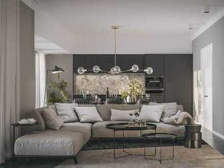 Carte Blanche - einmaliges Penthouse mit gemeinschaftlichem Dachgarten & Concierge