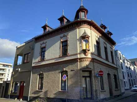 Erstbezug denkmalgeschützte , elegante 4-Zimmer-Wohnung mit Rheinblick + Loggia in Andernach