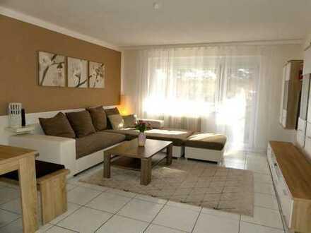 Sonnige 3 Zimmerwohnung in schöner Feldrandlage...