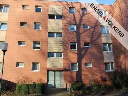 Renovierte 3-Zimmer-Wohnung in der Weststadt