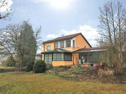 einmaliges, attraktives Einfamilienhaus zwischen Bayreuth und Weiden