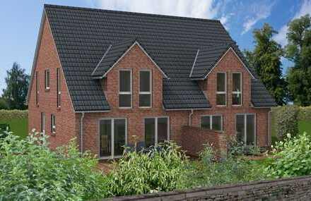 Neubau eines Doppelhauses in 21365 Adendorf