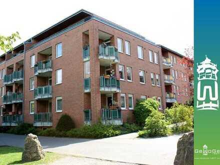 Nur mit WBS bis 80 m²! Zentral gelegene 3-Zimmer Wohnung mit Balkon in Rheydt zu vermieten
