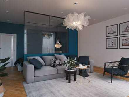 Investment: 1,5-Zimmerwohnung am Eckernförder Hafen mit Balkon & Aufzug