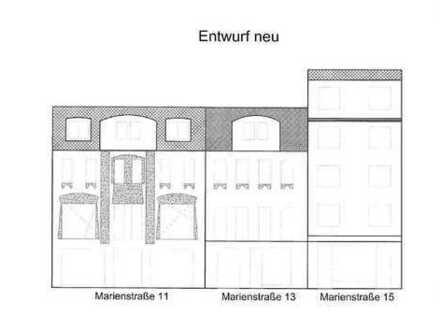 Gewerbeobjekt und Wohnen City Zwickau Marienstraße 13
