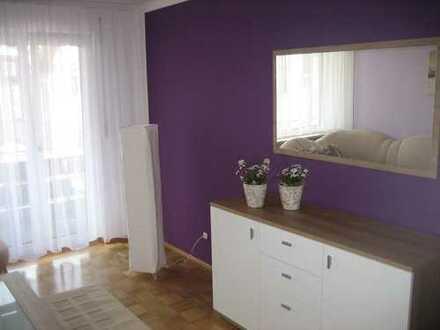 3-ZimmerFerienwohnung mit Balkon und Einbauküche in Oberstaufen