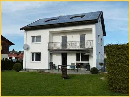 Modernes, sonnig gelegenes Einfamilienhaus mit herrlichem Grundstück in ruhiger Lage von Kempten