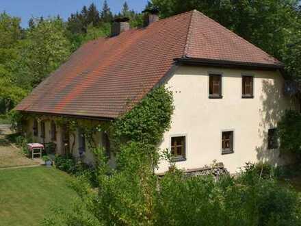 Kernsaniertes Bauernhaus aus 1849 bei Eslarn