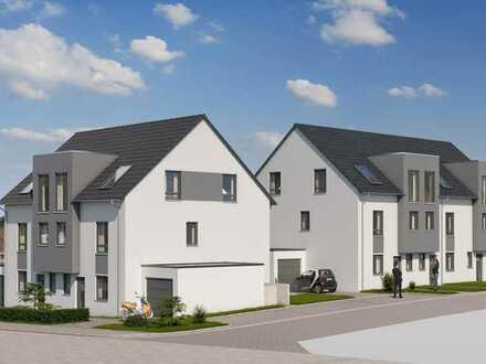 Energieeffiziente Einfamilienhäuser in Top Lage von Wörrstadt - Kein Neubaugebiet - inkl. Stellplatz