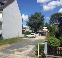 Baugrundstück für ein Mehrfamilienhaus in Bonn