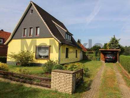 Für Macher: Charmantes 6-Zi.-EFH mit großem, sonnigem Garten und Gestaltungspotenzial in bester Lage