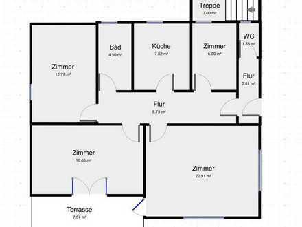 Ansprechender 4-Zimmer-Bungalow zur Miete in Aulendorf