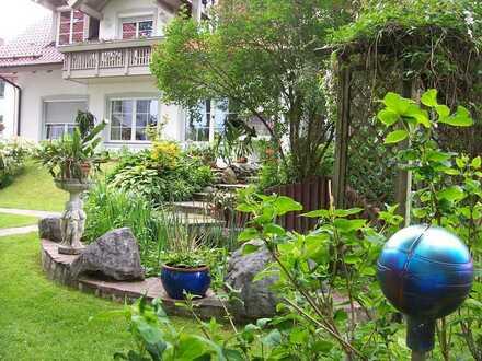 Schöne, geräumige zwei Zimmer Maisonette-Wohnung in 86919 Utting am Ammersee