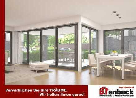 +++Wohnung im Erdgeschoss mit Terrasse (Wohnung 10) - Nähe City von Bocholt!+++