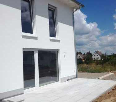 Schöne Doppelhaushälfte in Holzgünz-Schwaighausen in ruhiger Lage zu vermieten