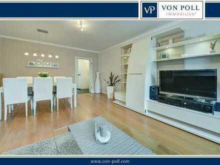 Willkommen zu Hause! Moderne 3 Zimmer Wohnung mit Balkon & Garage in MH-Speldorf