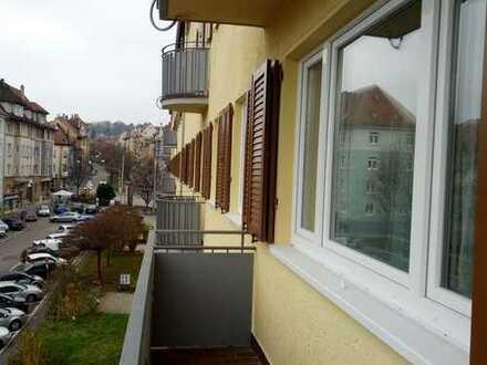 4-Zimmer Wohnung, Stuttgart Ost