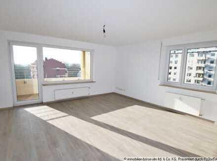 komplett renovierte Wohnung mit Fernsicht