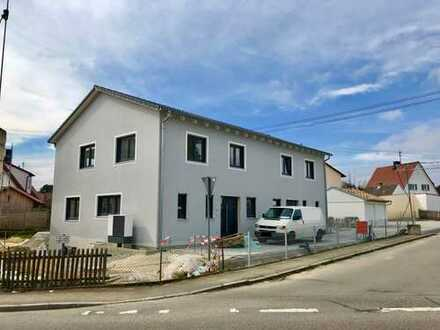 NEUBAU Doppelhaushälften in Schrobenhausen!!!
