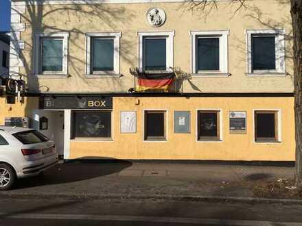 """Lokal """"Black Box"""" in Augsburg, Donauwörther Str. 115 zu verpachten"""