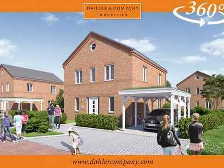Jetzt 360° Rundgang anfordern! Exklusives Einfamilienhaus mit vielen Gestaltungsmöglichkeiten