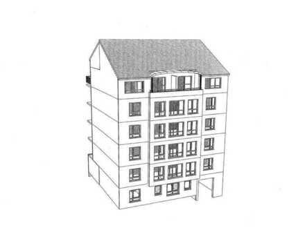Baulücke in zentraler Lage in Fürth für 15 Wohnungen!*
