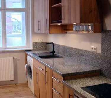 Hochwertige, 3 Raum Wohnung (65 m²) am Park (max. für 4 Jahre Mietdauer)