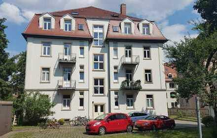 Ihre neue Kapitalanlage in Dresden - solide 2 Zimmerwohnung