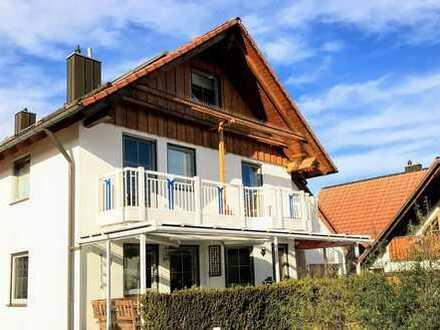 *** 142 m² Raum zum Leben *** ruhige, praktische Doppelhaushälfte mit Solarthermie