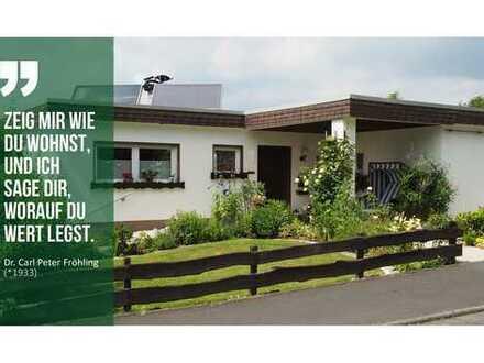 Attraktives Einfamilienhaus mit wunderschöner Aussicht in Wilnsdorf