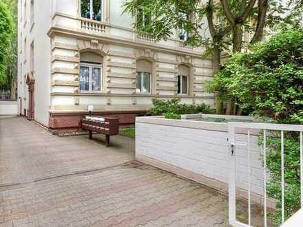 Wunderschöne Altbauwohnung im Herzen von Frankfurt!