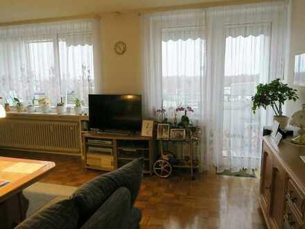 Helle 3-Zimmer-Whg. mit Südbalkon - Alpenblick -- Erbpacht