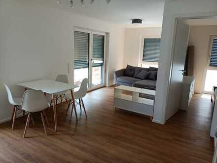 Möbliert - Erstbezug - Moderne 2-Zimmer-EG-Wohnung in Filderstadt Bonlanden