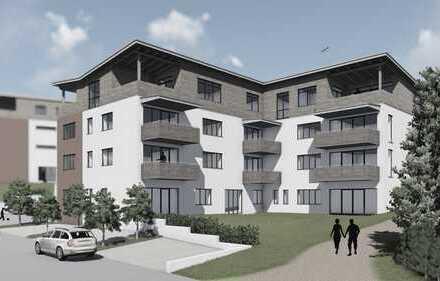 2-Zi.-Wohnung mit großzügigem Balkon