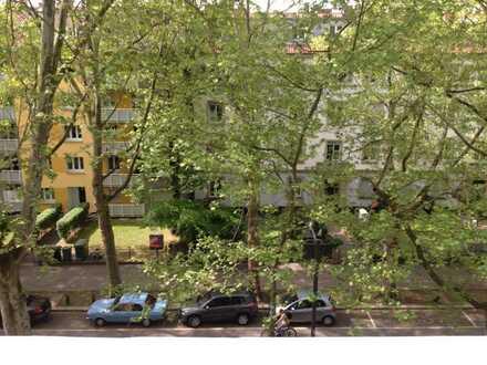 NEUSTADT: mit Blick ins Grüne + 2 Balkonen, EBK, sep. WC,
