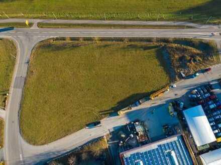 1a Lage Bauplatz Gewerbegebiet in Pfalzgrafenweiler