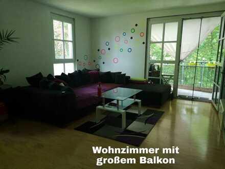 Freundliche 2-Raum-Wohnung mit EBK und 2 Balkonen in Königs Wusterhausen