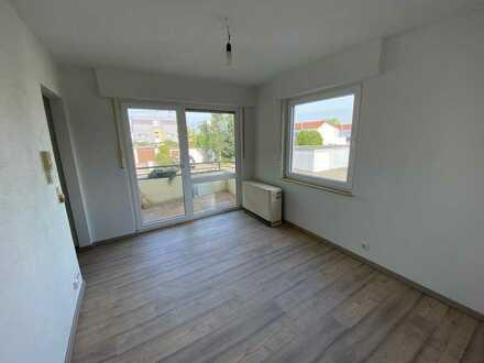 Sanierte 1-Zimmer-Wohnung mit Balkon in Weinstadt