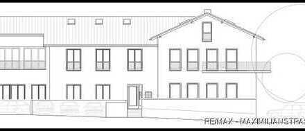 Grundstück mit Bauplanung für sechs sonnendurchflutete familiengerechte Wohnungen - ideal für Auf