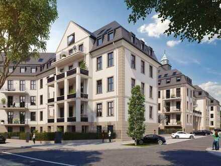 Family4Life // ~40qm Wohnbereich mit ~3,88m lichter Raumhöhe + Balkon im lebenswerten Nordend