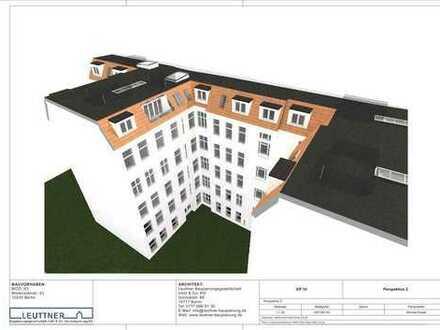 Dachgeschoss zum Ausbau, 5 Wohnungen