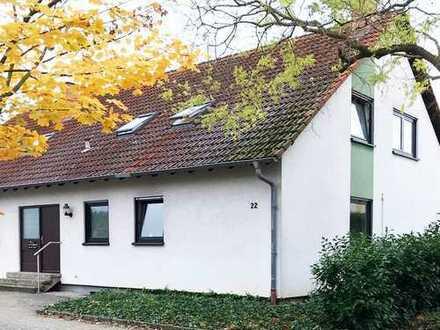 Gepflegte 3-Zimmer-DG-Wohnung zur Miete in Freinsheim