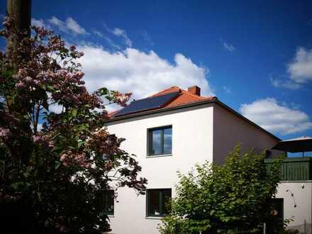 IHRE GRÜNE OASE: Ruhiges Grundstück mit alten Bäumen und liebevoll saniertem Haus in Dresden!